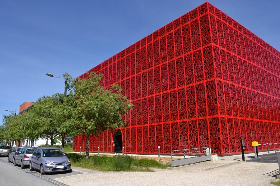 cube numérique
