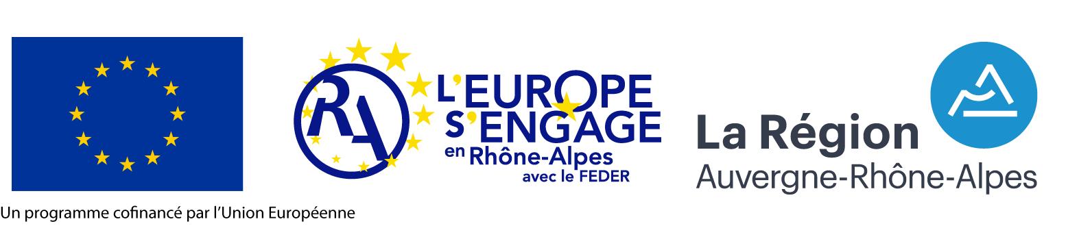financeurs atouts numeriques UE Région